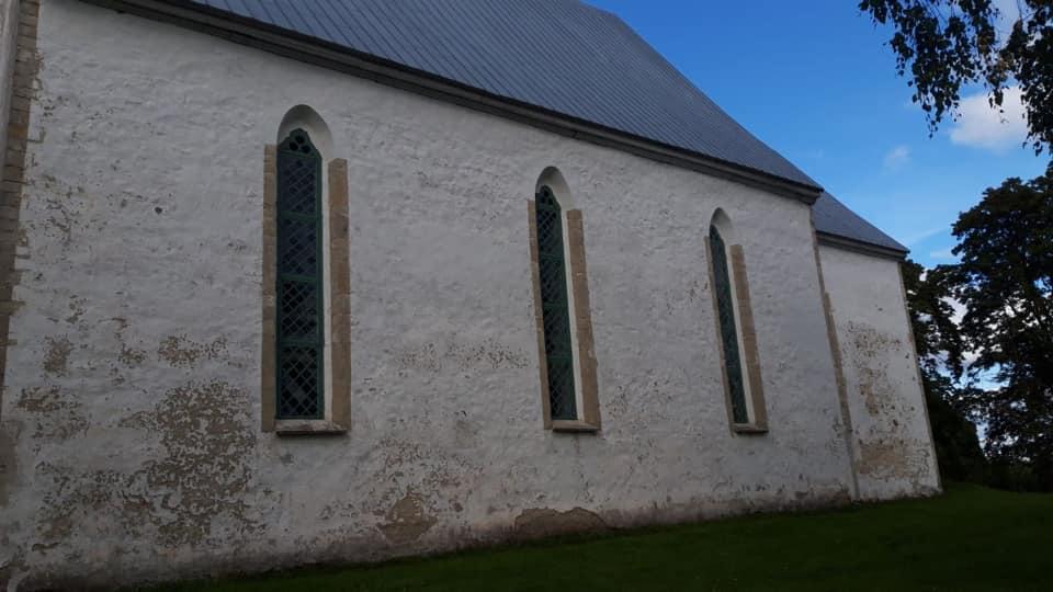 Kiriku aknad